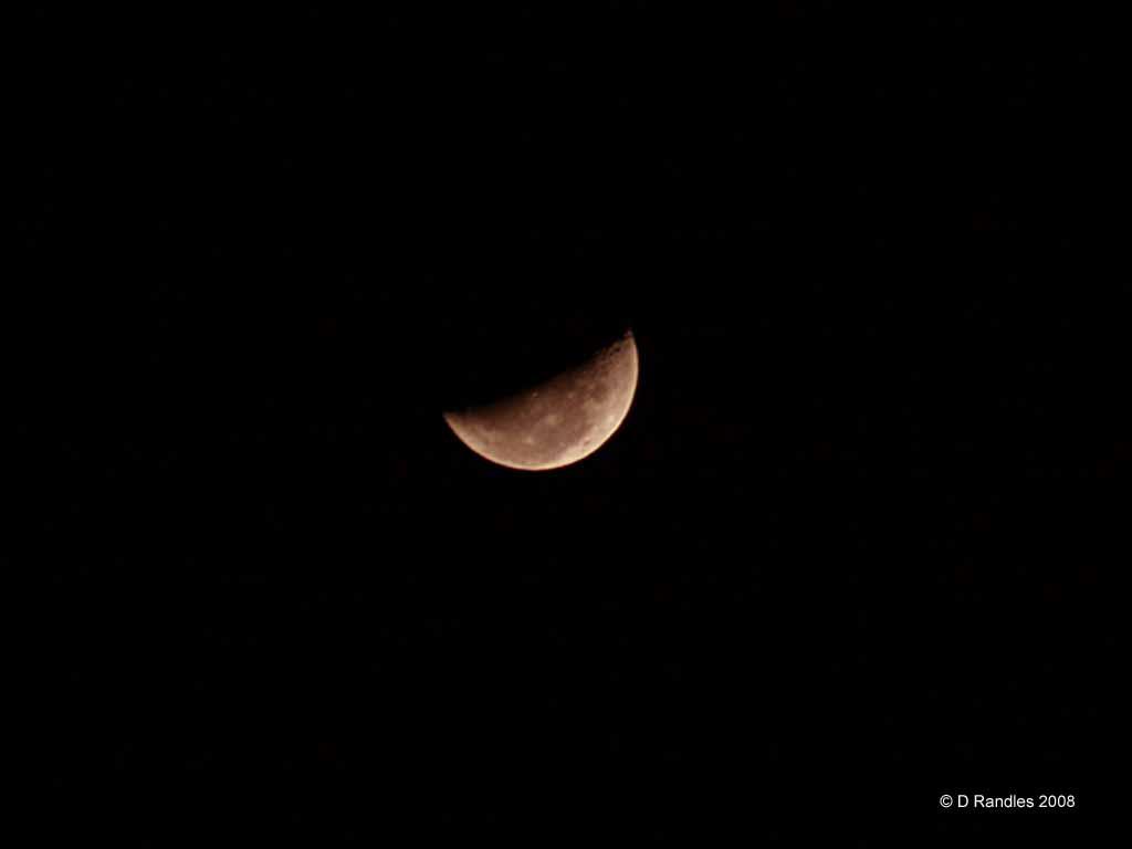 half moon astronomy - photo #16